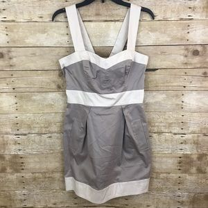 French Connection Potter Sweetheart Dress